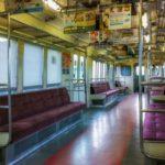 電車ですぐ降りる人の探し方、判断、見極め方法。座席に座る4つのノウハウ